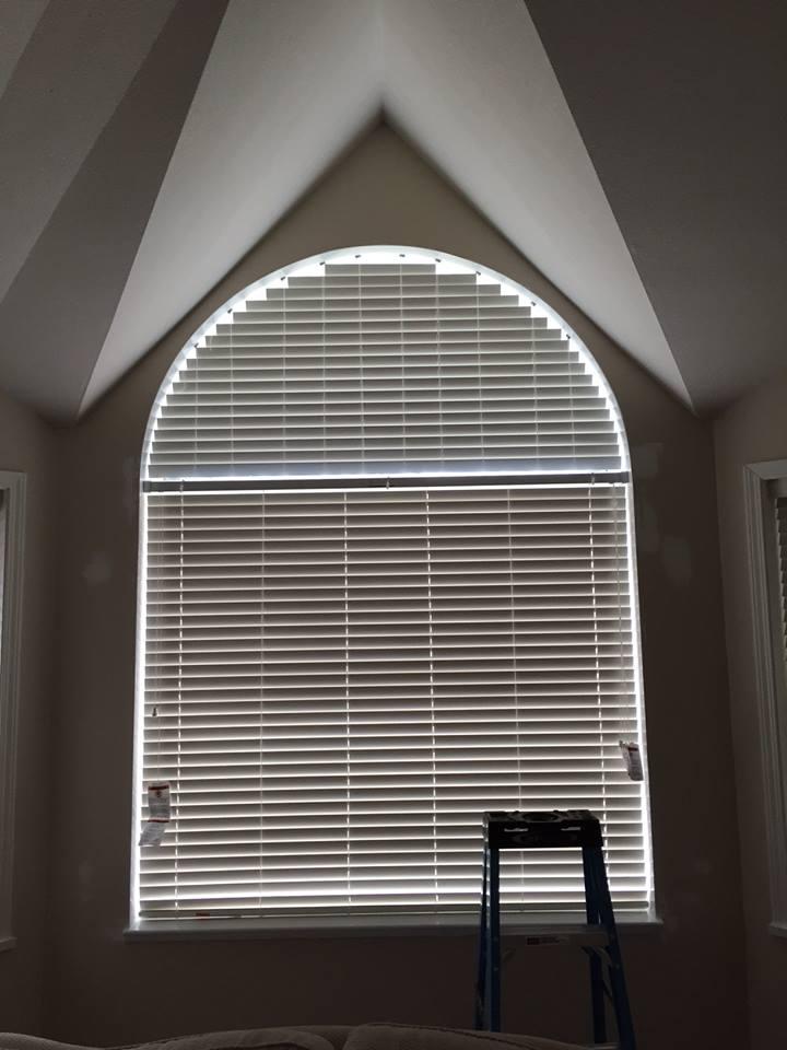 Custom Shaped Windows Gallery Wholesale Blind Factory