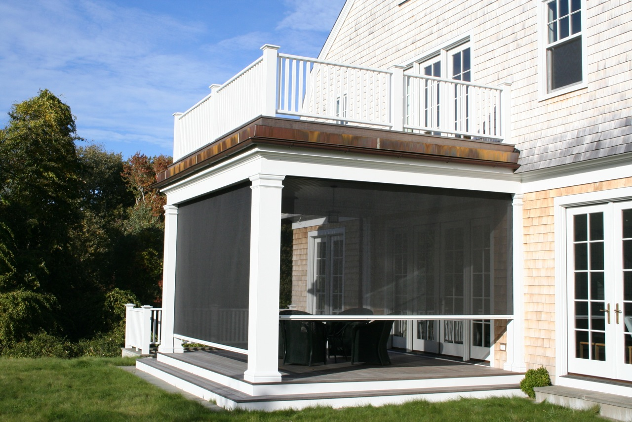 Exterior Roller Shades Gallery Wholesale Blind Factory
