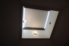 Blackout Roller Skylight