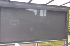 Outdoor Roller with U & L Channels 2