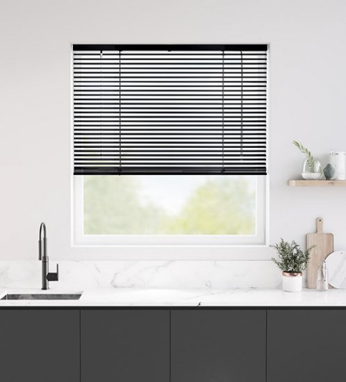 Aluminum Venetian Blinds for kitchen window coverings