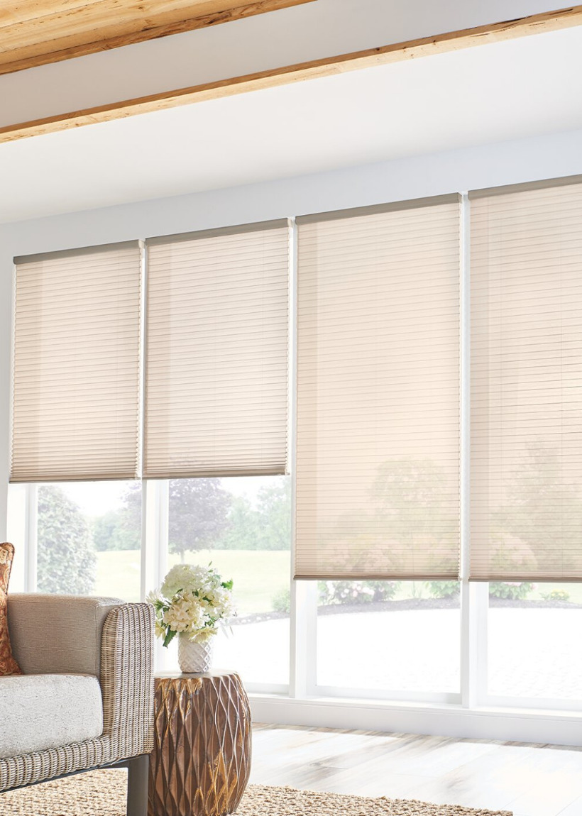 Cellular shades at Wholesale Blind Factory