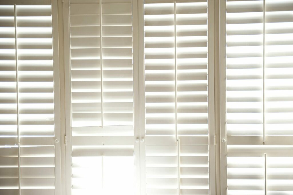 California Shutter will truly bring warmth to your home and maintain its thermal comfort.