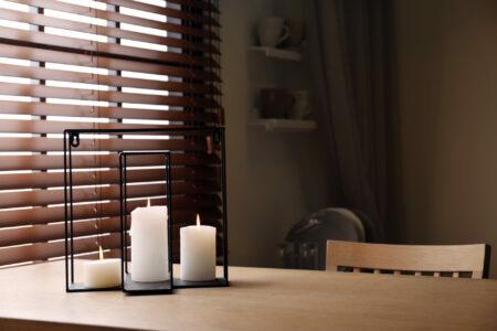 Interior Wooden Blinds