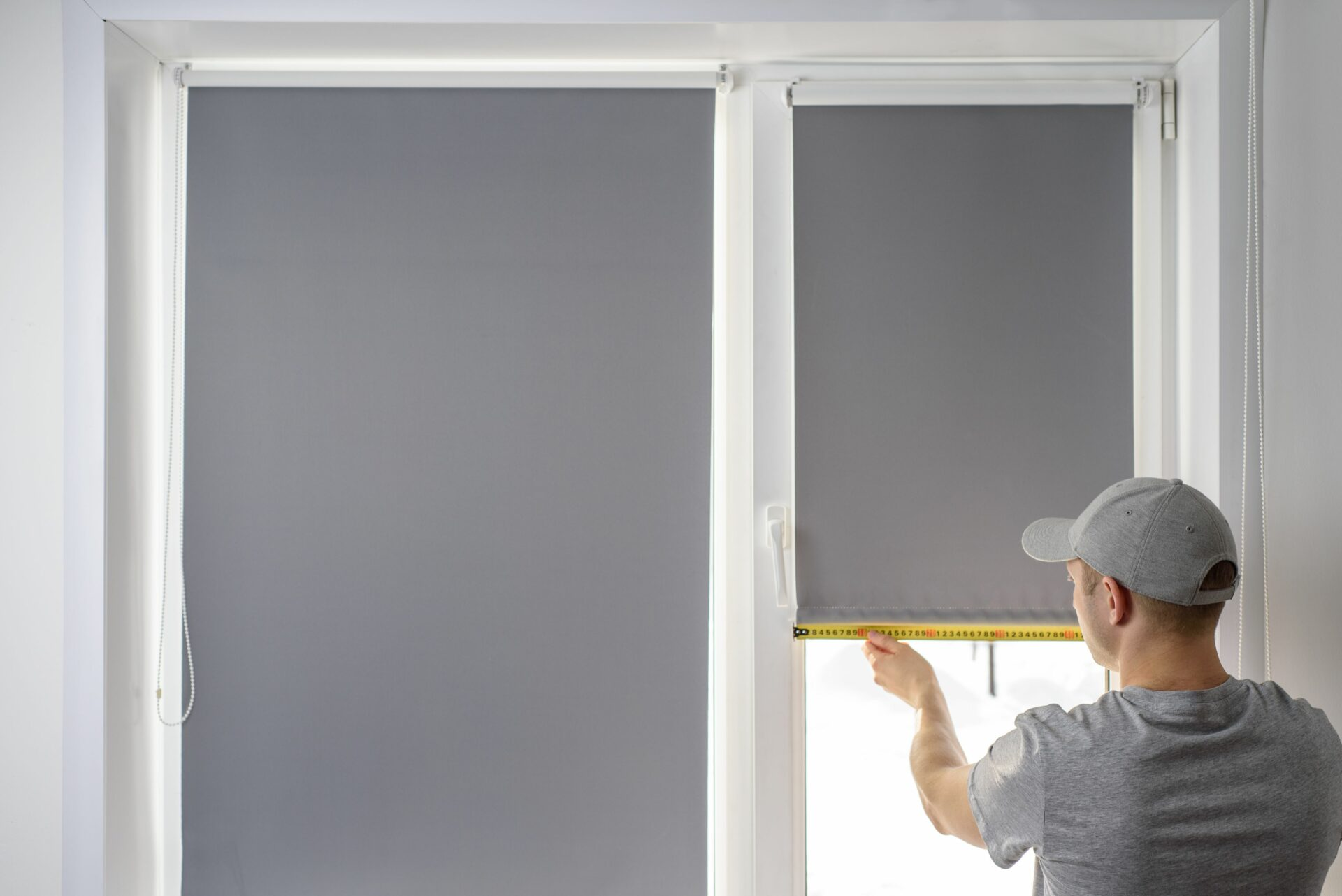 Roller shade is perfect choice for blackout purpose